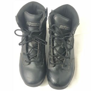 Response gear men's boots size 13 black